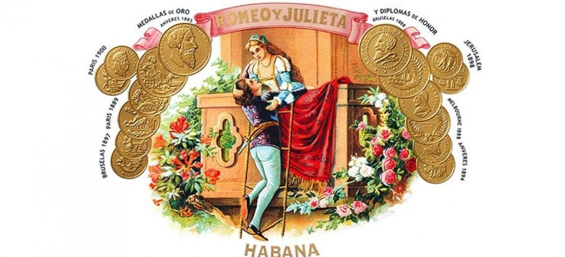 The story of the cuban habanos inspired by Shakespeare